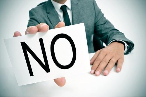 Học cách nói không