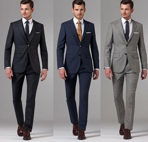 Thời trang nam công sở: Tips giúp chàng lịch lãm hơn với Suit