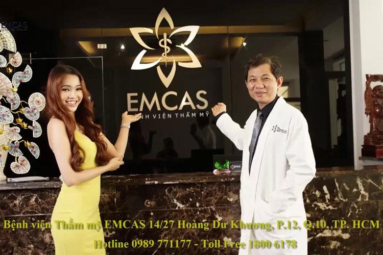 Bác sĩ Phạm Xuân Khiêm - Bệnh viện thẩm mỹ Emcas