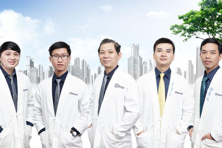 Bác sĩ Khiêm: Bệnh viện EMCAS y đức luôn đặt lên hàng đầu