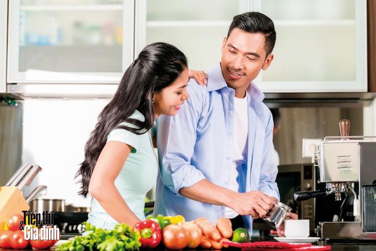 Lựa thời điểm thích hợp để nhờ vả chồng